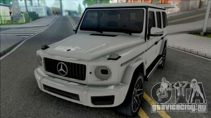 Mercedes-Benz G63 AMG [HQ] для GTA San Andreas