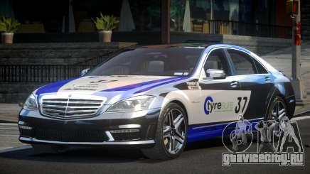 Mercedes-Benz S65 GST-R L9 для GTA 4