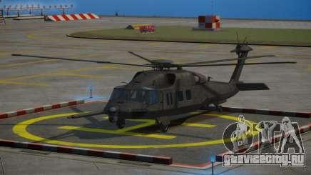 1975 Sikorsky UH-60 Black Hawk для GTA 4