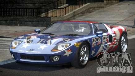 Ford GT1000 PSI L5 для GTA 4