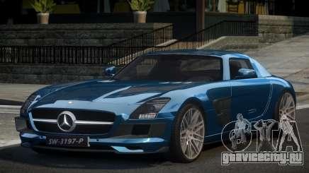Mercedes-Benz SLS SP B-Style V1.1 для GTA 4