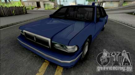 Unmarked Police Premier для GTA San Andreas