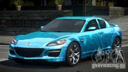 Mazda RX-8 BS U-Style L1 для GTA 4