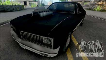 Diablo Stallion GTA LCS для GTA San Andreas