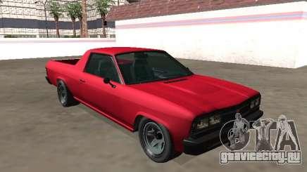 Cheval Picador my Version для GTA San Andreas