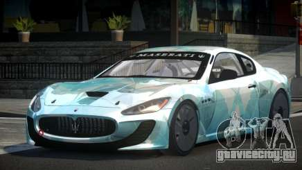 Maserati GranTurismo SP-R PJ9 для GTA 4