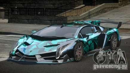 Lamborghini Veneno BS L9 для GTA 4