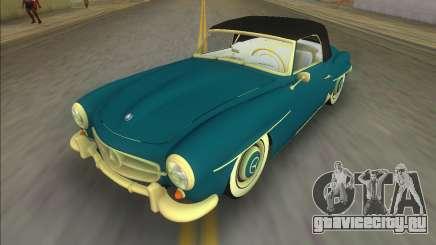 Mercedes-Benz 190 SL для GTA Vice City