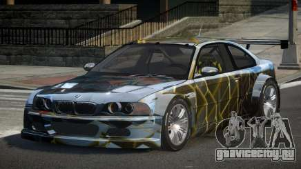 BMW M3 E46 GTR GS L6 для GTA 4