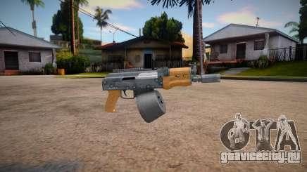 GTA V Shrewsbury Compact Rifle для GTA San Andreas