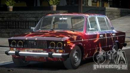 VAZ 2106 GS-R L4 для GTA 4