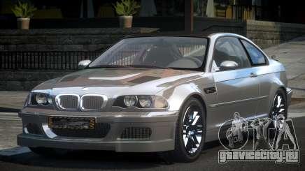 BMW M3 E46 GST-R для GTA 4