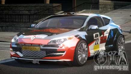 Renault Megane PSI-R PJ5 для GTA 4