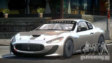 Maserati GranTurismo SP-R для GTA 4