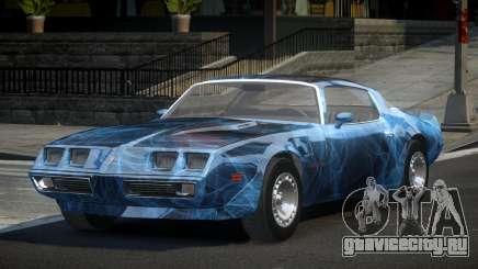 Pontiac TransAm 80S L5 для GTA 4