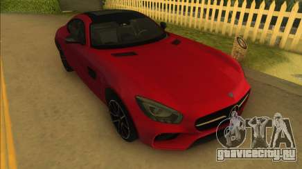 Mercedes-Benz AMG GT для GTA Vice City