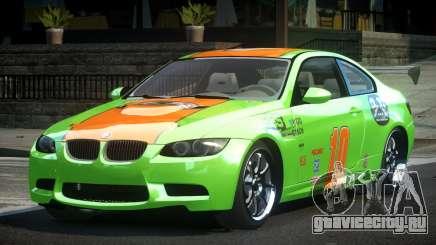 BMW M3 E92 BS-R L7 для GTA 4