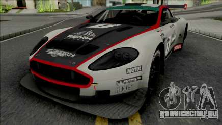 Aston Martin DBRS9 для GTA San Andreas