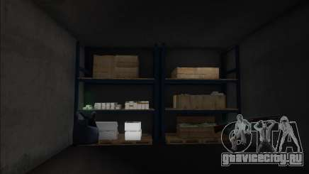 Stash Room для GTA Vice City