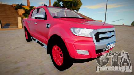 Ford Ranger Limited 2016 v1 для GTA San Andreas