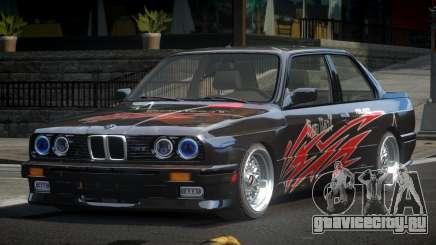 BMW M3 E30 BS Drift L7 для GTA 4