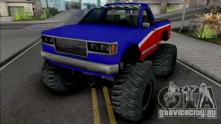 Monster B [HD] для GTA San Andreas