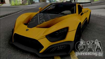 Zenvo TSR-S Chassis No.2 для GTA San Andreas