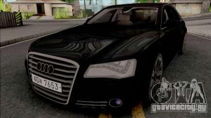 Audi A8 [HQ] для GTA San Andreas