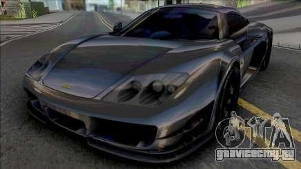 Noble M600 Street [IVF] для GTA San Andreas