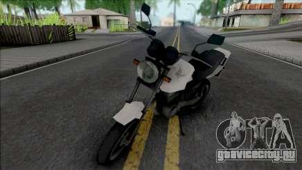 Honda CG 150 [VehFuncs] для GTA San Andreas