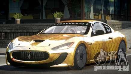 Maserati GranTurismo SP-R PJ2 для GTA 4