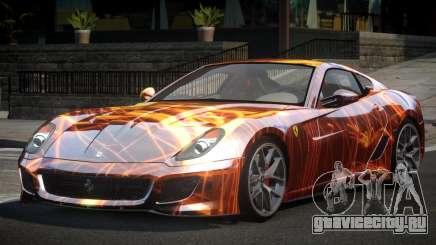Ferrari 599 GTO BS L6 для GTA 4