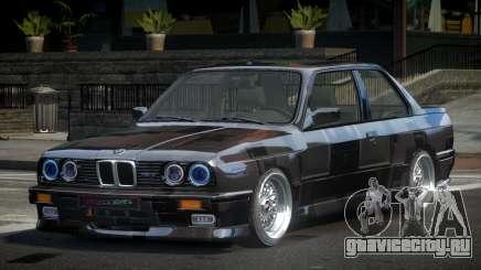 BMW M3 E30 BS Drift L8 для GTA 4