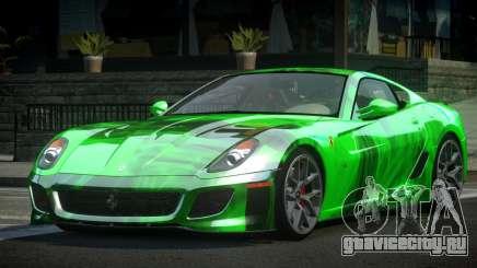 Ferrari 599 GTO BS L4 для GTA 4