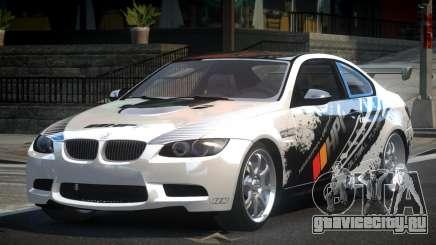 BMW M3 E92 BS-R L1 для GTA 4