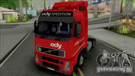 Volvo FH12 460 2006 Edy Spedition для GTA San Andreas