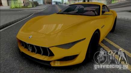 Maserati Alfieri (ImVehFt) для GTA San Andreas