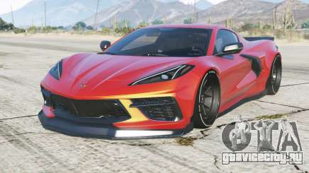 Chevrolet Corvette Stingray Mansaug (C8) 2020 для GTA 5