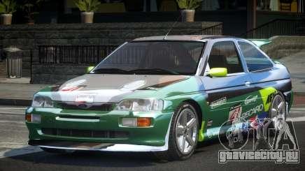 Ford Escort PSI-R L9 для GTA 4