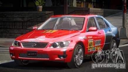 Lexus IS300 SP-R L10 для GTA 4