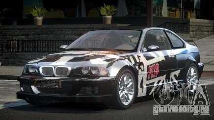 BMW M3 E46 GST-R L1 для GTA 4