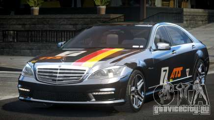 Mercedes-Benz S65 GST-R L1 для GTA 4