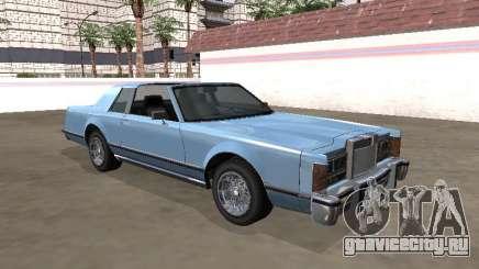 Virgo Continental Targa Version 1 для GTA San Andreas