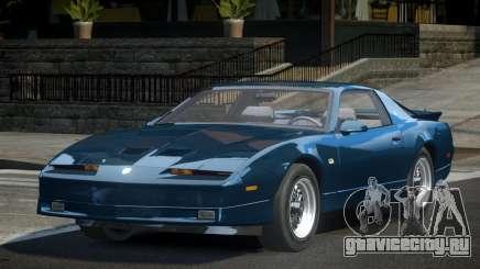 Pontiac TransAm U-Style для GTA 4