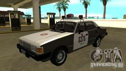 Chevrolet Opala da BM do estado do RS для GTA San Andreas