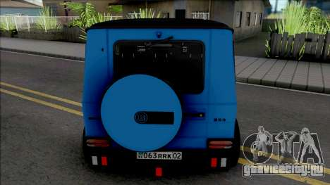 Brabus G55 для GTA San Andreas