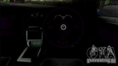 Nissan Skyline GT-R (BNR34) Initial D 4th Stage для GTA San Andreas