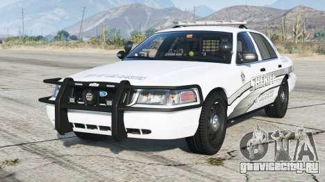 Ford Crown Victoria 2011〡Sheriff K-9 Unit [ELЅ]