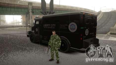Spetsnaz Niko v2 для GTA 4