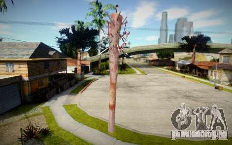 Bat Resident Evil 5 для GTA San Andreas